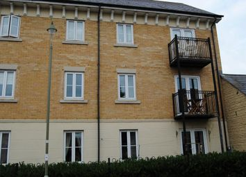 Thumbnail 2 bed flat to rent in Millers Court, 73 Trefoil Way, Carterton, Oxfordshire