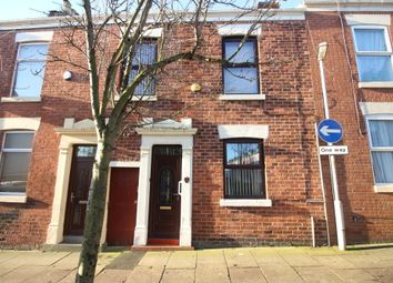 Thumbnail 2 bedroom terraced house for sale in Muncaster Road, Preston