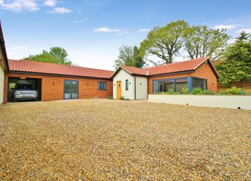 Thumbnail 4 bed barn conversion for sale in Hall Lane, Crostwick, Norwich