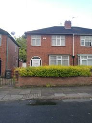 Thumbnail 3 bed semi-detached house to rent in Deancourt Road, Leicester
