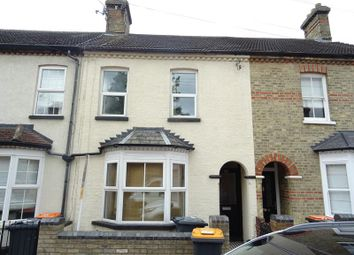Thumbnail 4 bed terraced house to rent in Howbury Street, Bedford