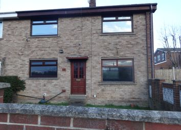 Thumbnail 3 bed end terrace house to rent in Broom Walk, Batley