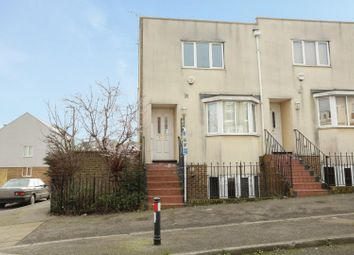 Thumbnail 4 bed end terrace house for sale in Willsons Road, Ramsgate