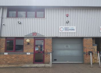 Light industrial to let in Dwight Road, Watford WD18
