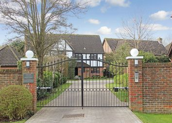 Thumbnail 5 bed detached house for sale in Billington Gardens, Hedge End, Southampton