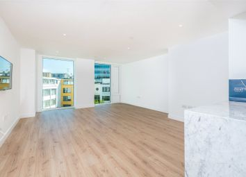 Thumbnail 1 bed flat for sale in Marquis House, Sovereign Court, Hammersmith, London