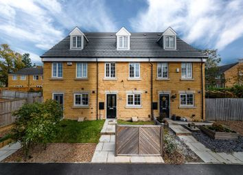 Thumbnail 3 bed town house for sale in Newhall Park Drive, Bradford
