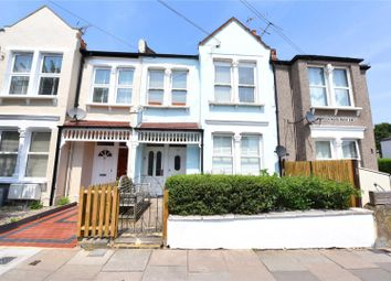 Thumbnail 3 bed maisonette for sale in Brookwood Road, Southfields, London