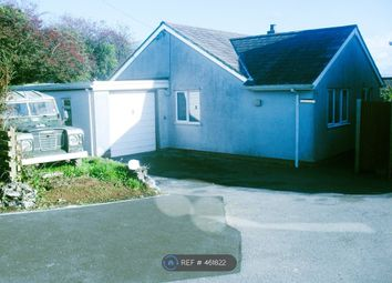 Thumbnail 2 bed bungalow to rent in Llangefni Road, Brynteg, Anglesey.