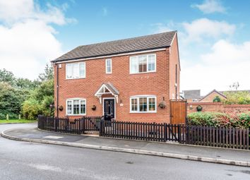 3 bed detached house for sale in Peregrine Way, Heath Hayes, Cannock WS11
