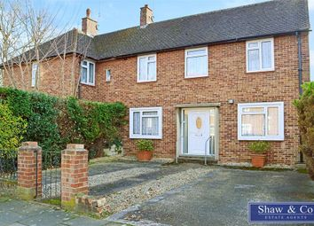 Thumbnail 3 bed semi-detached house for sale in Ringway, Southall, Middlesex