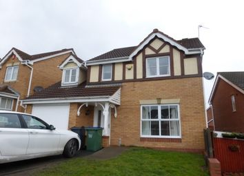 Thumbnail 4 bed detached house to rent in Regan Drive, Oldbury