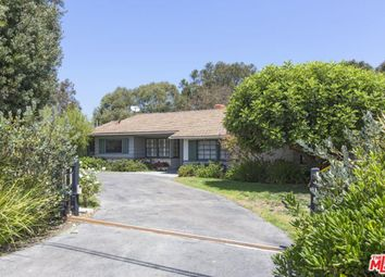 Thumbnail 4 bed property for sale in 28943 Grayfox St, Malibu, Ca, 90265