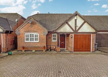 Thumbnail 3 bed detached bungalow for sale in Parsons Hollow, Wilnecote, Tamworth