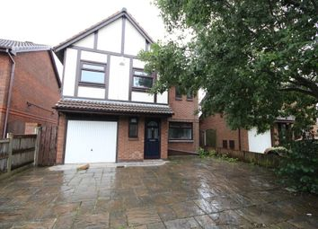 Thumbnail 4 bed detached house to rent in Elvington Road, Hightown, Liverpool