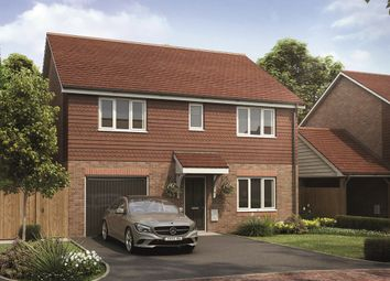 "Thumbnail 5 bed detached house for sale in ""The Strand"" at Limes Place, Upper Harbledown, Canterbury"