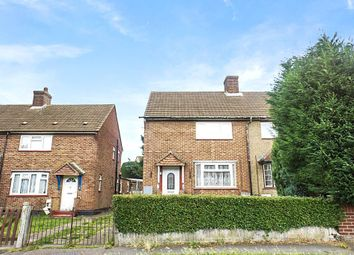 Thumbnail 2 bed semi-detached house to rent in Rowan Road, Swanley, Kent