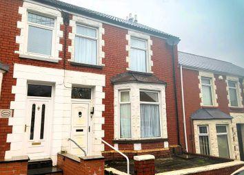 3 bed terraced house for sale in Gladstone Street, Maesteg, Bridgend. CF34