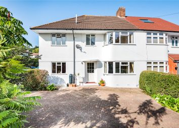 Boxtree Road, Harrow, Middlesex HA3. 4 bed semi-detached house