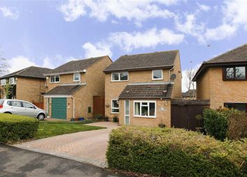 Thumbnail 4 bed detached house for sale in Favell Drive, Furzton, Milton Keynes, Bucks