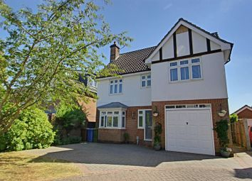 Thumbnail 4 bed detached house for sale in Berkshire Close, Beverley