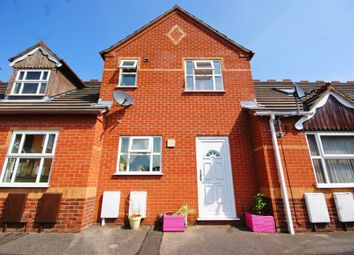 Thumbnail 2 bed terraced house to rent in Harrier Court, Lincoln