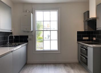 Thumbnail 3 bed maisonette to rent in Silver Terrace, Exeter