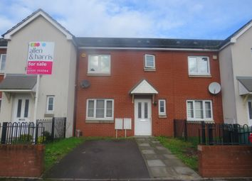 Thumbnail 3 bedroom terraced house for sale in Heol Layard, Tremorfa, Cardiff