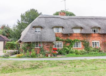 Thumbnail 4 bed cottage for sale in Muss Lane, Kings Somborne, Stockbridge