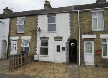 Thumbnail 3 bed terraced house for sale in Horseshoe Terrace, Wisbech