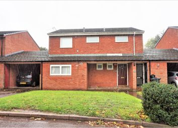 Thumbnail 3 bed flat for sale in Vicarage Road, West Bromwich