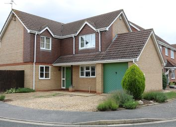 Thumbnail 4 bed detached house for sale in Westfield Way, Langtoft, Peterborough, Lincolnshire