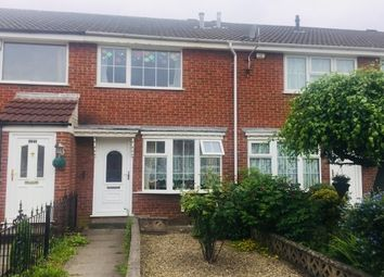 Thumbnail 2 bedroom terraced house to rent in Cayley Close, York