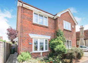 Thumbnail 2 bed semi-detached house for sale in Portland Road, Hythe