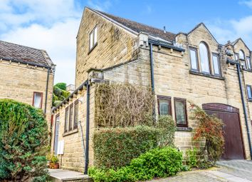 Thumbnail 3 bed end terrace house for sale in Dean Brook Road, Netherthong, Holmfirth