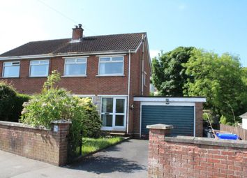 Thumbnail 3 bed semi-detached house to rent in Gilnahirk Road, Belfast