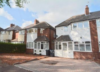 Thumbnail 2 bed semi-detached house to rent in Falconhurst Road, Birmingham