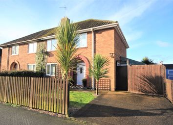 Thumbnail 4 bed semi-detached house for sale in Queensway, Whitchurch