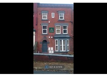 Thumbnail 4 bed flat to rent in Woodsley Road, Leeds