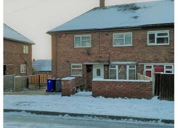 Thumbnail 3 bedroom semi-detached house for sale in Mallorie Road, Stoke-On-Trent
