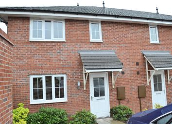 Thumbnail 2 bedroom town house for sale in Suffolk Way, Church Gresley, Swadlincote