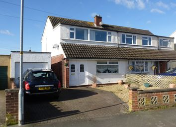 Thumbnail 3 bed semi-detached house for sale in Hungerford Road, Calne
