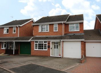 Thumbnail 4 bed link-detached house for sale in Marleigh Road, Bidford On Avon