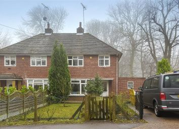 3 bed semi-detached house to rent in Fort Road, Halstead, Sevenoaks, Kent TN14
