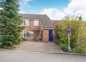 Thumbnail 3 bed semi-detached house for sale in Orchard Close, Nottingham