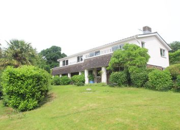 Thumbnail 5 bed detached house for sale in Milford Lane, Tamerton Foliot, Plymouth
