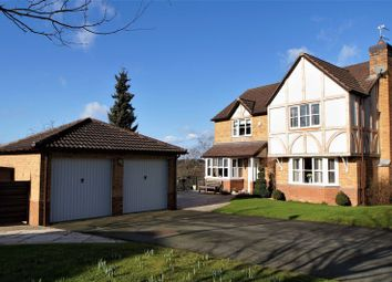 Thumbnail 4 bed property for sale in Cedar Close, Holmes Chapel, Crewe