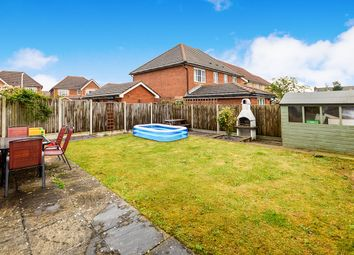 Thumbnail 4 bedroom detached house for sale in Honner Close, Hawkinge, Folkestone