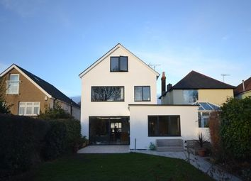 Thumbnail 5 bedroom detached house for sale in Whitecliff Crescent, Whitecliff, Poole, Dorset