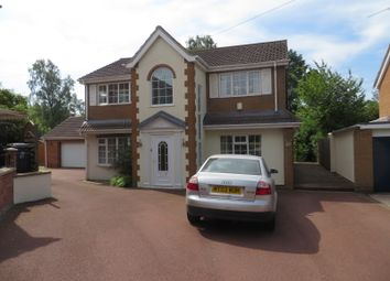 Thumbnail 5 bed detached house to rent in St Clares Walk, Brigg